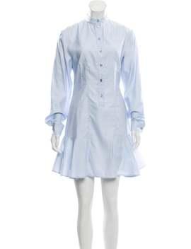 Long Sleeve Mini Dress by Stella Mc Cartney