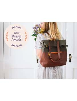 Convertible Backpack, Backpack Purse, Vegan Bag, Laptop Backpack   Greenpoint Vegan Backpack by Etsy
