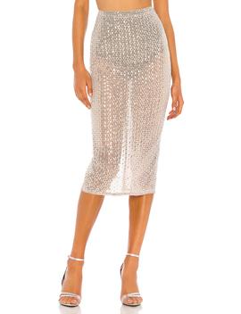Beatriz Midi Skirt by Camila Coelho