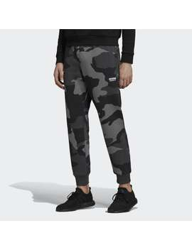 R.Y.V. Camouflage Sweat Pants by Adidas