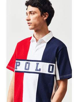 Polo Ralph Lauren Chariots Striped Polo Shirt by Pacsun