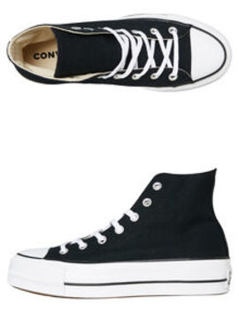 Womens Chuck Taylor Lift Hi Shoe by Converse