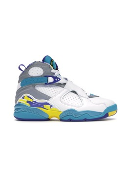 Jordan 8 Retro White Aqua 2019 (W) by Stock X