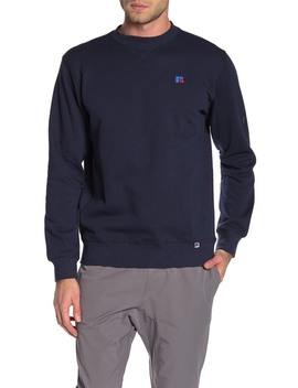 Frank Crew Neck Sweater by Russell Athletic