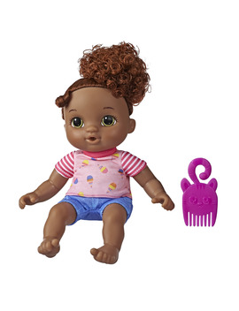 """Littles By Baby Alive, Littles Squad, Little Gabby, 9\"""" Doll by Baby Alive"""