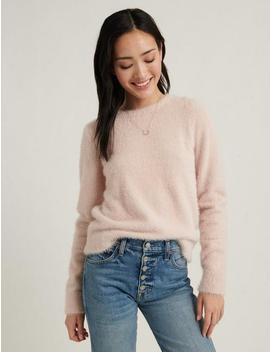 Eyelash Sweater by Lucky Brand