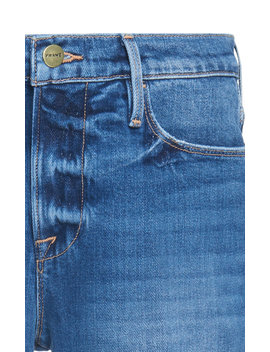 Le High Stretch Denim Straight Leg Jeans by Frame