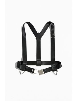 Uo Harness Belt by Urban Outfitters