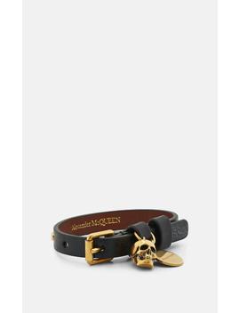Studded Wrap Bracelet by Alexander Mc Queen