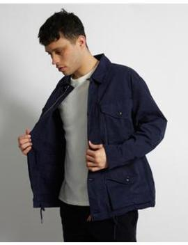 Military Field Jacket Navy by Albam