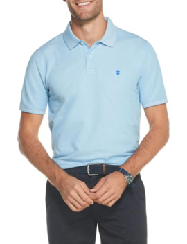 Classic Fit Cotton Blend Polo by Izod