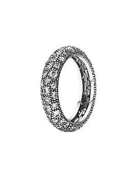 Pandora Cosmic Stars Silver Cz Ring by Pandora