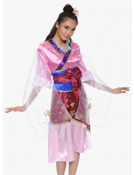 Disney Mulan Meet The Matchmaker Deluxe Costume by Hot Topic