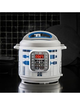 Star Wars™ Instant Pot® Duo™ 6 Qt. Pressure Cooker, R2 D2 by Williams   Sonoma