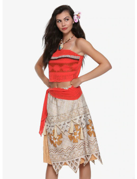 Disney Moana Deluxe Costume by Hot Topic