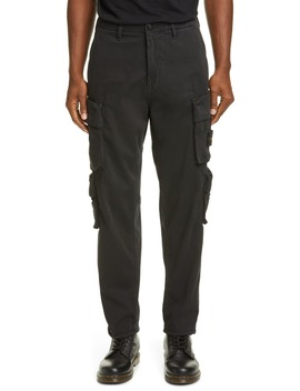 Regular Fit Cargo Pants by Stone Island