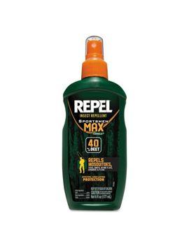 Repel Insect Repellent Sportsmen Max Formula Pump Spray 40% Deet 6oz Mosquito by Repel