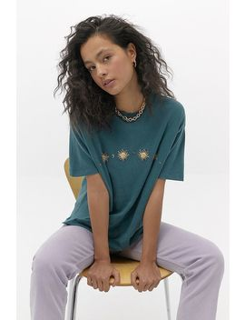 Uo Sun T Shirt by Urban Outfitters