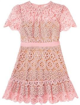 Montarna Lace Dress (Girls 3 7) by Marlo