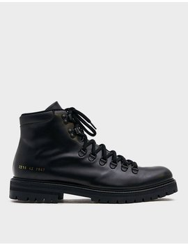 Leather Hiking Boot by Common Projects Common Projects