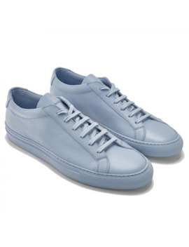 Achilles Low Sneaker Powder Blue by Common Projects  ×