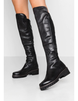 Over The Knee Boots by Donna Carolina