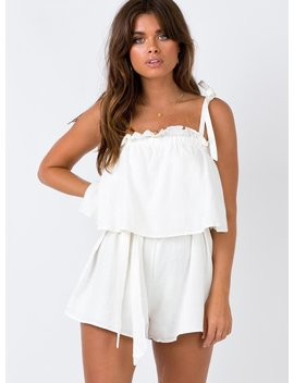 Wexler Playsuit by Princess Polly