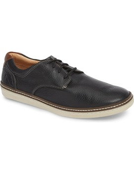 Mc Guffey Plain Toe Sneaker by Johnston & Murphy