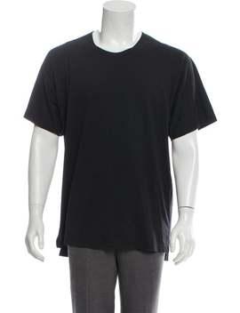 Logo Print T Shirt W/ Tags by Y 3 X Adidas