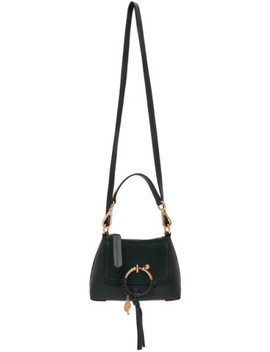 Green Small Joan Bag by See By ChloÉ