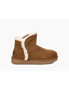 Classic Mini Fluff High Low Boot by Ugg