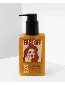 Face Off Oil To Milk Facial Cleanser by Neighbourhood Botanicals