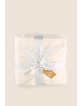 Fleece Blanket by Women'secret