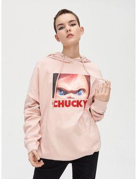 Bluza Z Nadrukiem Laleczka Chucky by Cropp