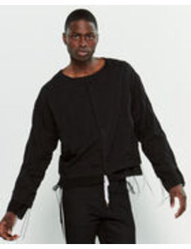 Black Quilted Shirt by Sasquatchfabrix.