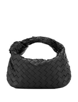 Bv Jodie Mini Intrecciato Leather Tote by Bottega Veneta