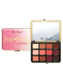Too Faced Just Peachy Eyeshadow Palette by Too Faced