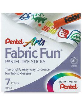 Pentel Fabric Fun by Blick Art Materials