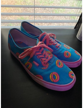 Odd Future X Sk8 Hi Donut by Vans  ×  Odd Future  ×