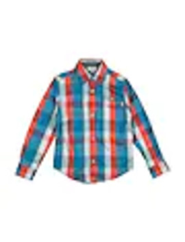 Patterned Shirt by Boss