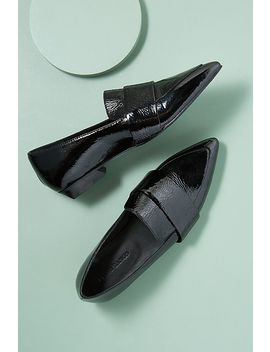 Kerrie Patent Leather Loafers by Anthropologie
