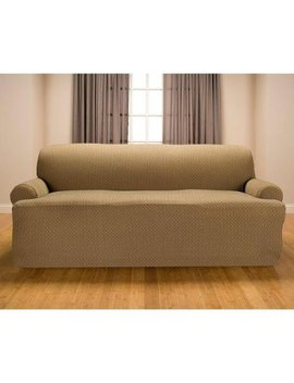 Sanctuary Galway Premium Stretch T Cushion Sofa Slipcover by Sanctuary