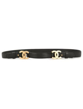 Double Cc Belt by Chanel Pre Owned