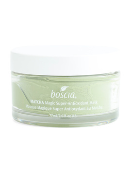 2.6oz Matcha Magic Super Antioxidant Mask by Tj Maxx