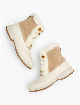 Sperry® Maritime Repel Boots by Talbots