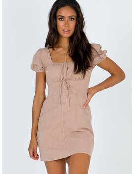 Beverley Mini Dress by Princess Polly