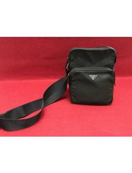 Prada Amazon Nylon Shoulder Bag by Etsy