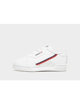 Adidas Originals Continental 80 Infant by Jd Sports