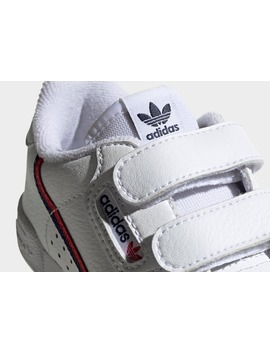 Adidas Originals Continental 80 Shoes by Jd Sports