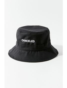 Hat Moment Phrase Bucket Hat by Urban Outfitters